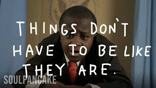 Kid President Has a Dream!