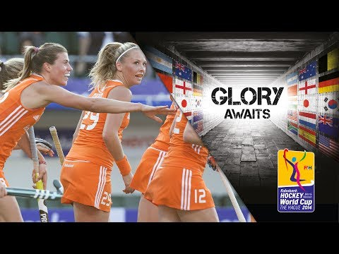 Netherlands vs Argentina - Women's Rabobank Hockey World Cup 2014 Hague Semi Final [12/6/2014]