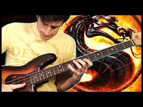 Mortal Kombat Meets Bass