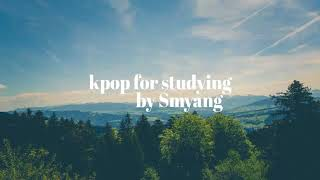 The Best of KPOP | 1 Hour Piano Music for Studying and Sleeping