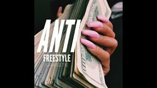 SAWEETIE - ANTI Freestyle