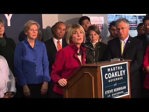 The Morning After; Martha Coakley Concedes Massachusetts Governor's Race