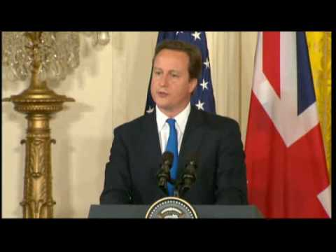 Obama and Cameron hold talks clouded by BP concerns
