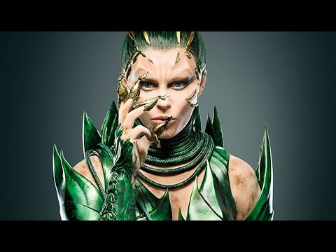 "Elizabeth Banks Power Rangers ""Rita Repulsa"" First Look!"