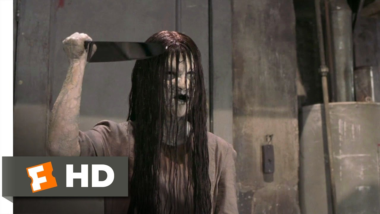 Scary Girl From The Ring Is Now Super A