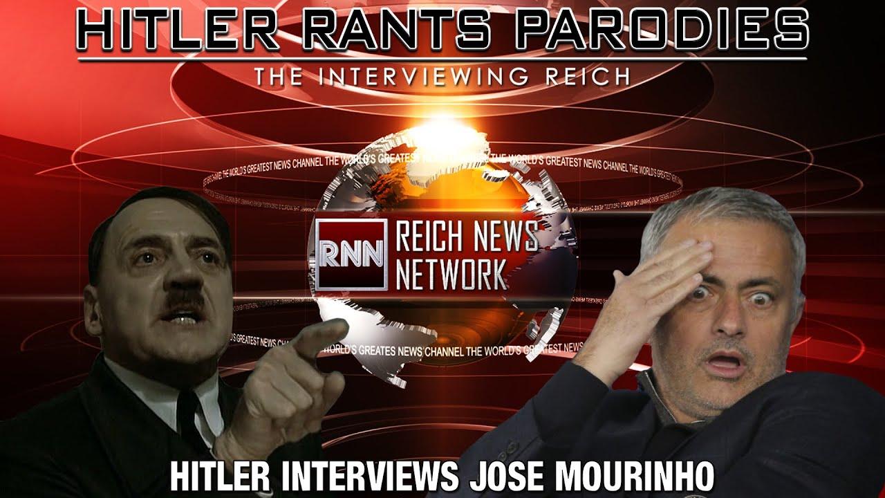 Hitler interviews Jose Mourinho