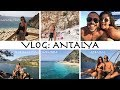 VLOG || Sevgiliyle İlk Tatil | ANTALYA / Adrasan, Korsan Koyu, Suluada, Kaputaş Plajı