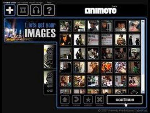 como crear tu propio intro con animoto 2013 / 2014