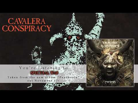CAVALERA CONSPIRACY - Spectral War (Official Audio) | Napalm Records