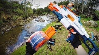 Nerf Gun Game 3: Call of Duty (First Person Shooter)