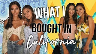 What I Got In California// A COLLECTIVE HAUL!!