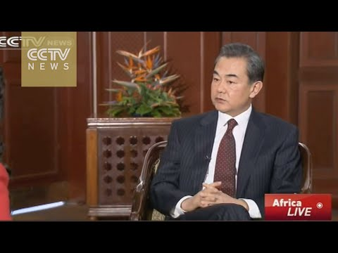 Exclusive Interview: Chinese FM Wang Yi talks about his Africa tour