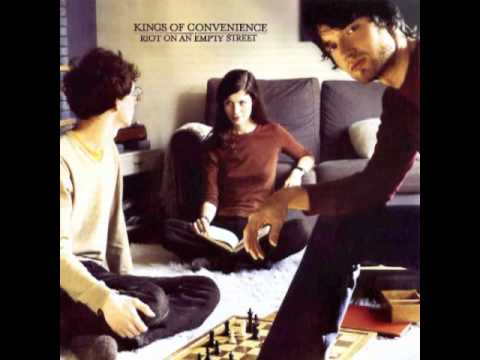 Kings Of Convenience - Build-up