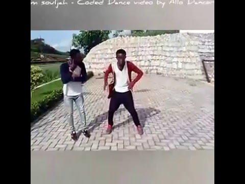 Allo Dancers - Coded dance video