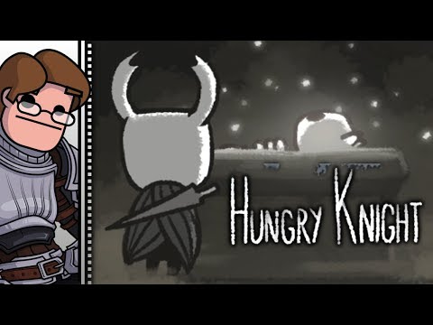 Let's Try Hungry Knight - Proto-Hollow Knight