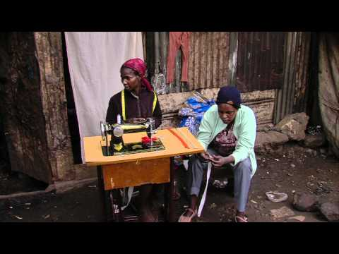 The Story of the Slums of Nairobi