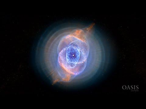Картины Хаббла 3 - Цвет.  HD