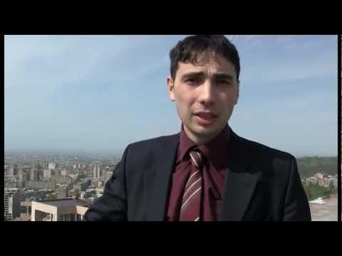 Քորոզարշավ 2012 - Աշոտ Կարապետյան, Բարեկեցիկ Երկիր