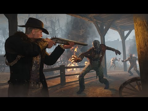 HUNT: SHOWDOWN 10 Minutes Gameplay Demo (Crytek New PvP Horror Game)