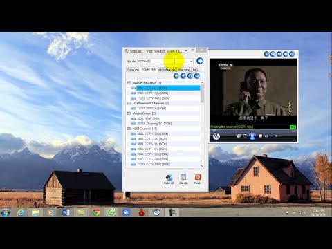 CĐ Thực Hành FPT_ ynnpd01427_Hướng dẫn cài đặt và sử dụng Sopcast