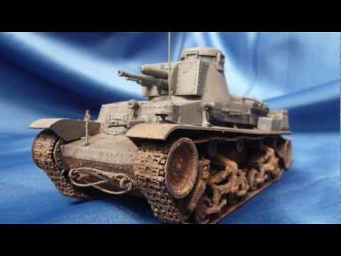 Tamiya/CMK Panzerkampfwagen 35(t) in 1/35 scale (building review)
