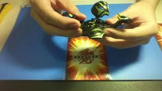 Unboxing đồ chơi Bakugan : Lumino Dragonoid và Dharak
