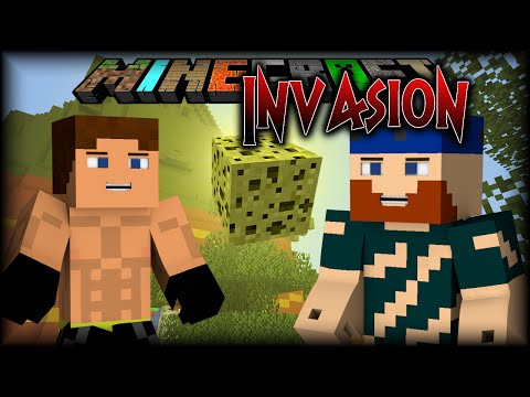 Minecraft PvP | Invasion | #7 GEORGE CLOONEY IS A BOSS