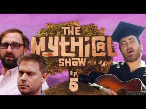 The Mythical Show Ep 5 (Graduation Song & Tim and Eric)