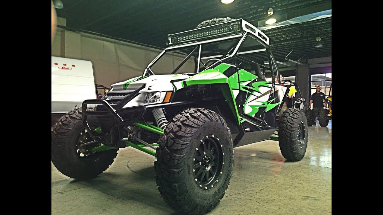 2014 arctic cat wildcat x goblin custom build inside for Side by side plans