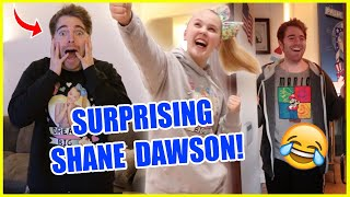 SURPRISING SHANE DAWSON!!!