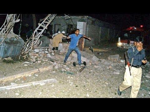Pakistan Islamic militants attack ISI compound, seven killed