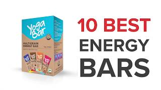 10 Best Energy Bars in India with Price