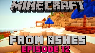 "Minecraft ""From Ashes"" Adventure Map - Episode 12"