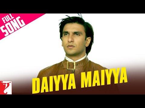 Daiyya Maiyya - Full Song - Kill Dil video