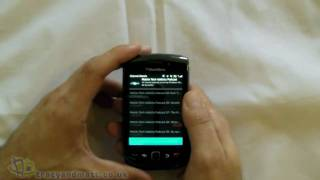 BlackBerry Torch 9800 - the best bits!