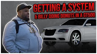 CHRYSLER SRT8 300 CHANGING CAR AUDIO SYSTEM