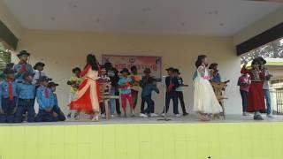 Cub scout HOLLYDAY at Kahaloo model school Bogra, Bangladesh.