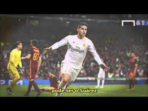Carlo Ancelotti Falando do Cristiano Ronaldo