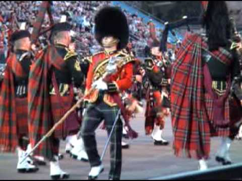 Military Tattoo Edinburgh Scotland 2008 Music Videos