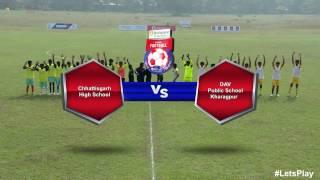 RFYS: Kolkata Sr. Boys - Chhattisgarh High School vs DAV Public School Highlights