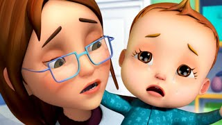 New Sick Song | Baby Got Sick Song | Nursery Rhymes & Kids Songs | Videogyan 3D Rhymes
