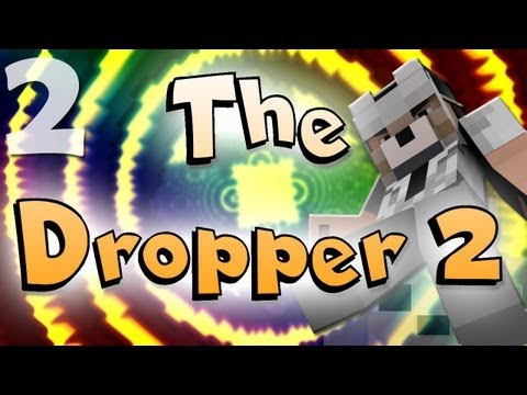 Minecraft, The Dropper 2! PART 2 - Ft. Remix10tails and Burnalex!