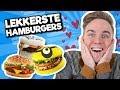 10 LEKKERSTE HAMBURGERS