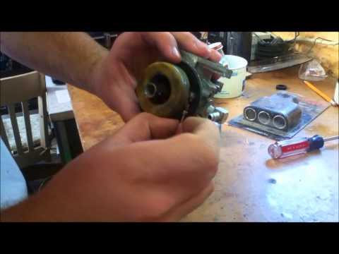 How To Rebuild a Kohler K Series Carburetor (K161. K181. K241. etc.)