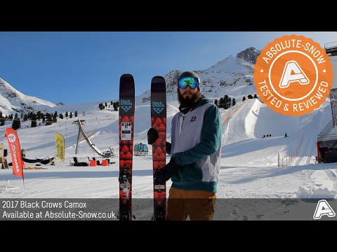 2016 / 2017   Black Crows Camox Skis   Video Review