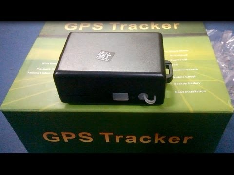 Mini Rastreador Portátil Gps (gsm gprs) Imantado video