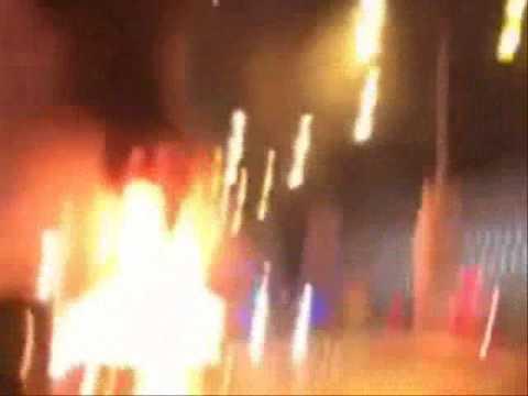 A.K Hotline -  Bahrain terrorist burned a car and exploded