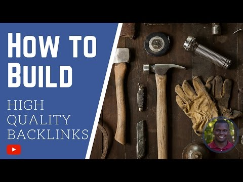 How to Build High Quality Backlinks for Free in 2017 - Part #1