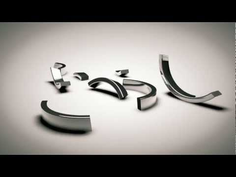 Metal Ring Broken_ Cinema 4d after effects