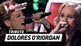 In Loving Memory of Dolores O'Riordan - THE CRANBERRIES  The Voice Global